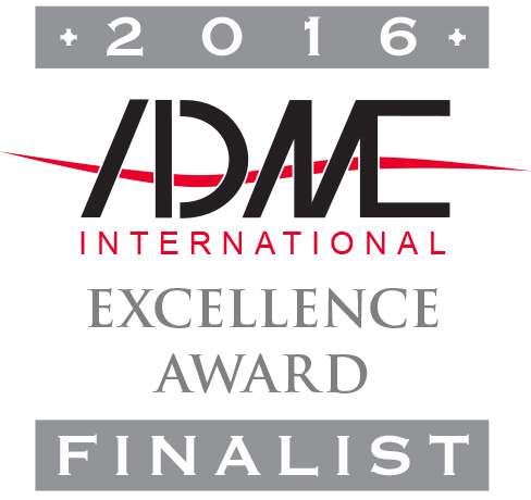 ADME 2016 Excellence Awards Finalists