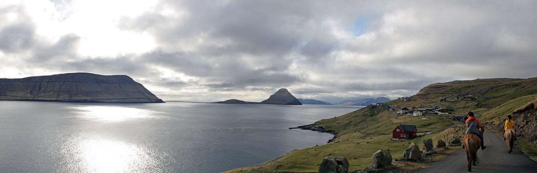 Færøerne - kyst og land