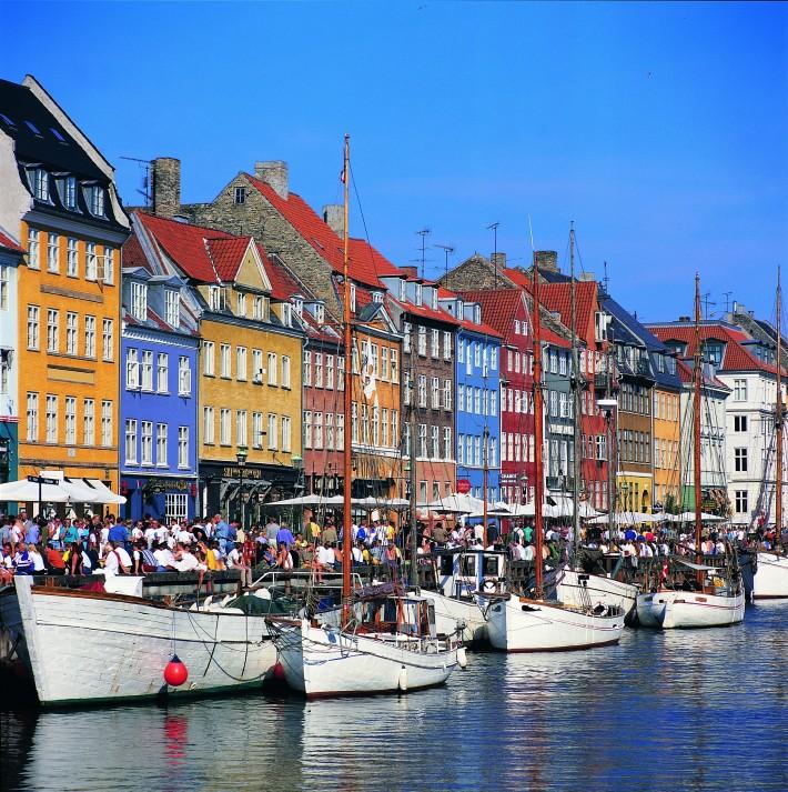 """Copenhagen = """"greenness""""?"""