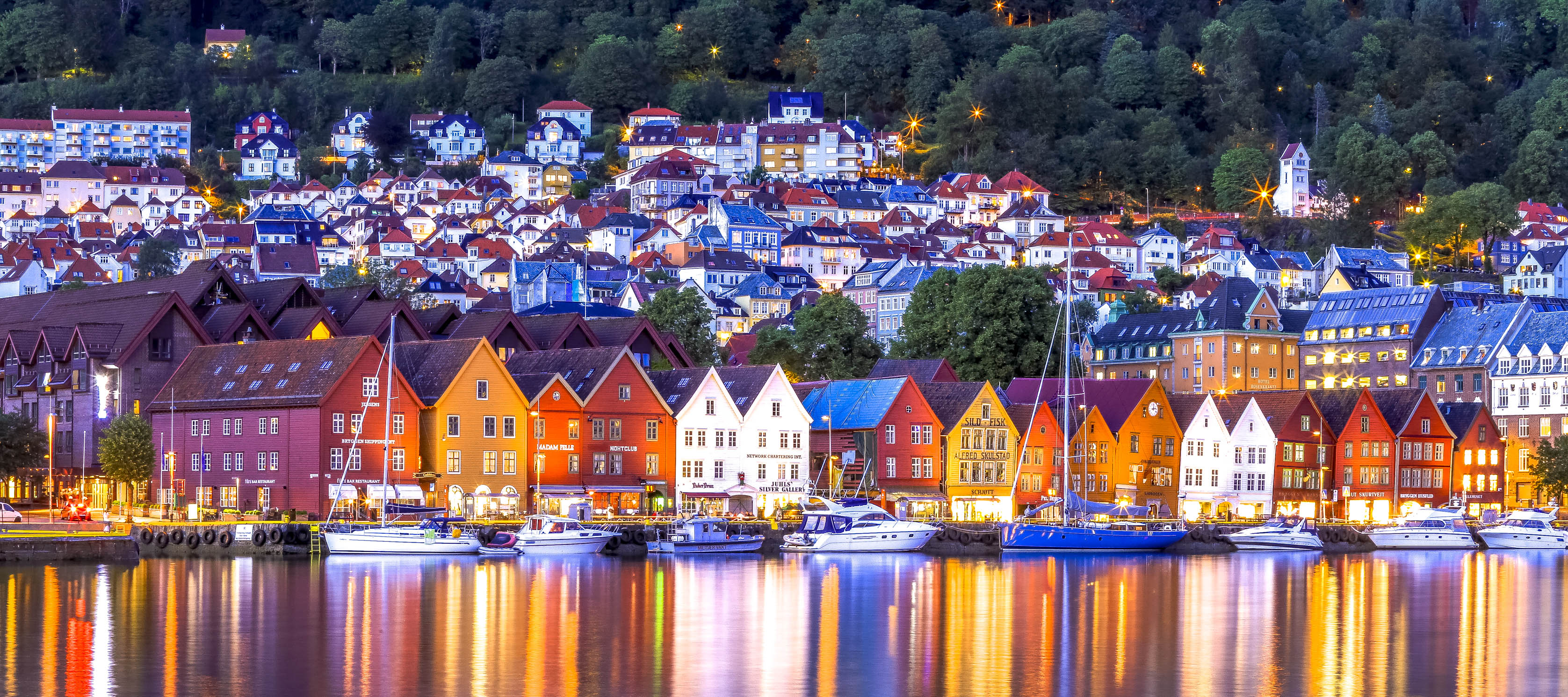 Destination Norway - Bryggen Girish Chouhan - Hadler DMC Scandinavia