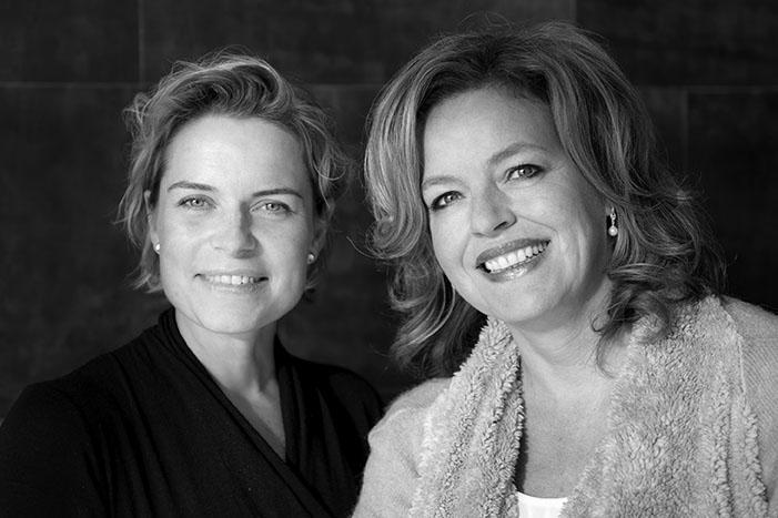 Kisa van den Berg & Sigrid Scheffer, Managing Partners TravelMarketing