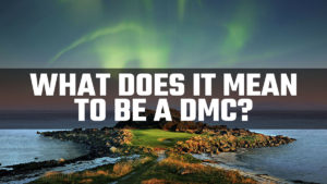 What does it mean to be a DMC-